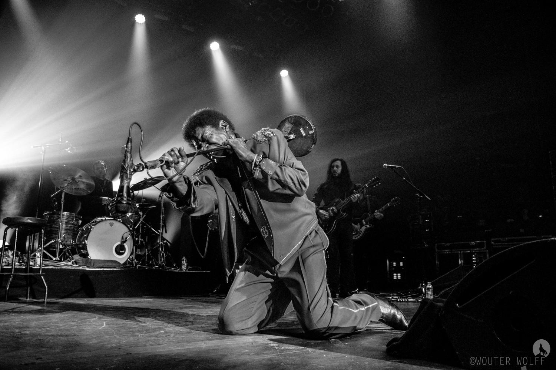Charles Bradley live at Festival International de Jazz de Montréal. July 3, 2017