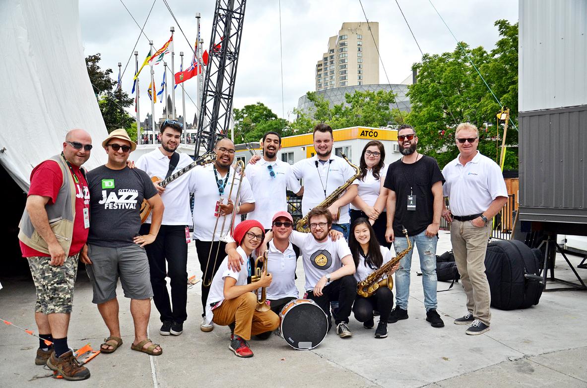 Youth Summit Winners - Ottawa Jazz Festival