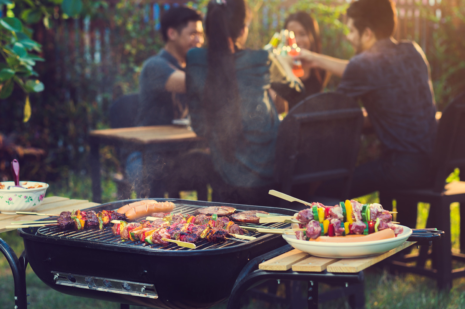 Dibi Aloco and World Music for your BBQ parties!