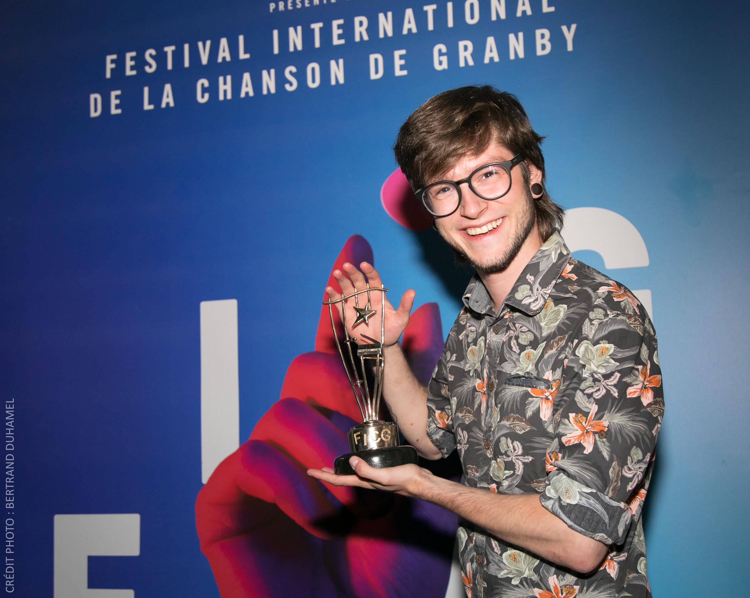Prix Étoiles Stingray- Pierre Guitard