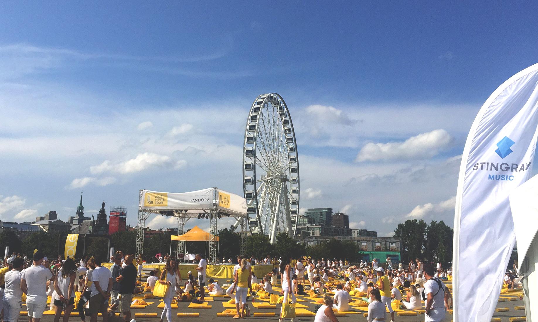 Namaste Lolë - Un journée remplie de soleil et de relaxation
