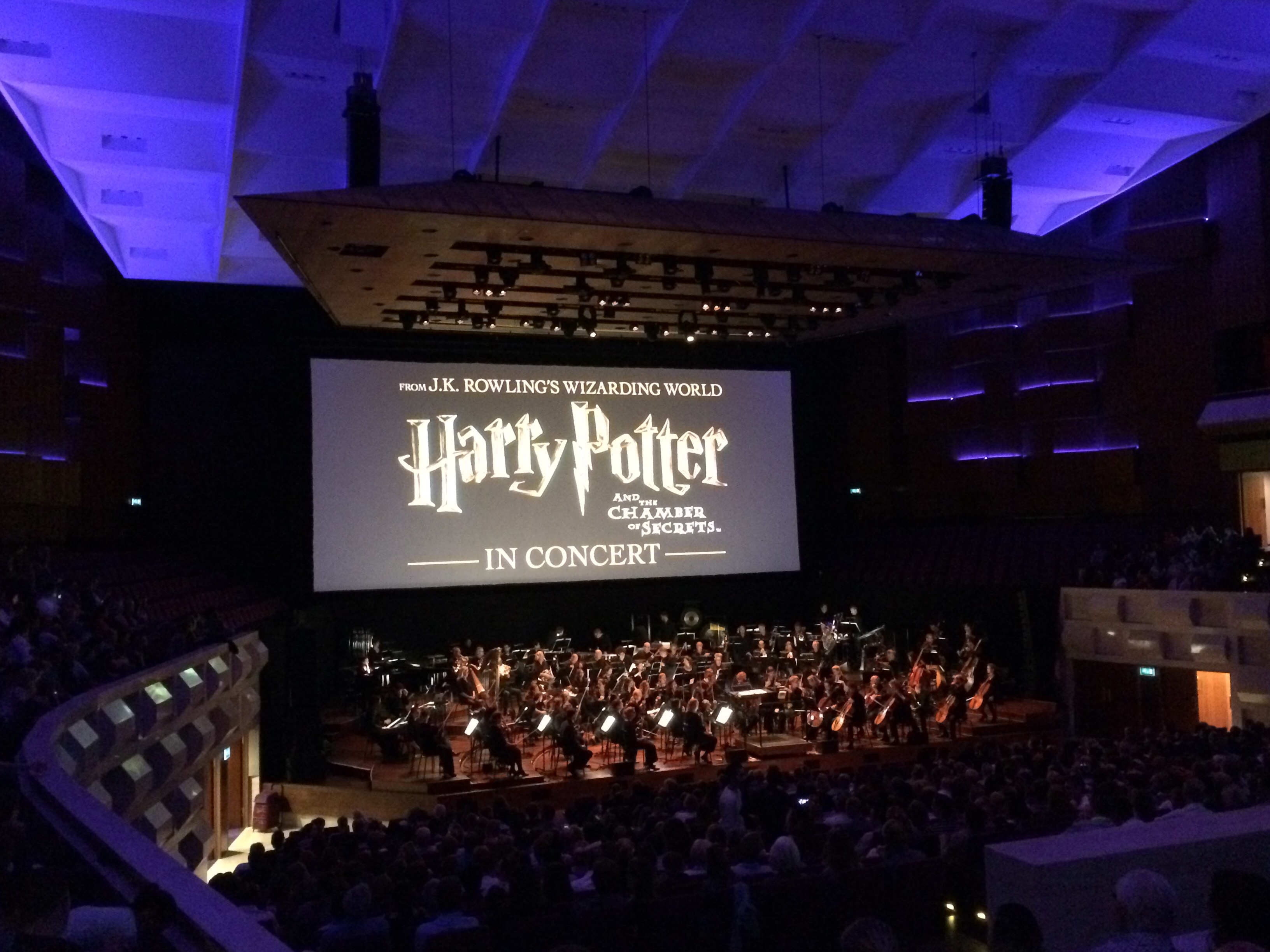 Review | Harry Potter in Concert | Rotterdam Philharmonic Orchestra