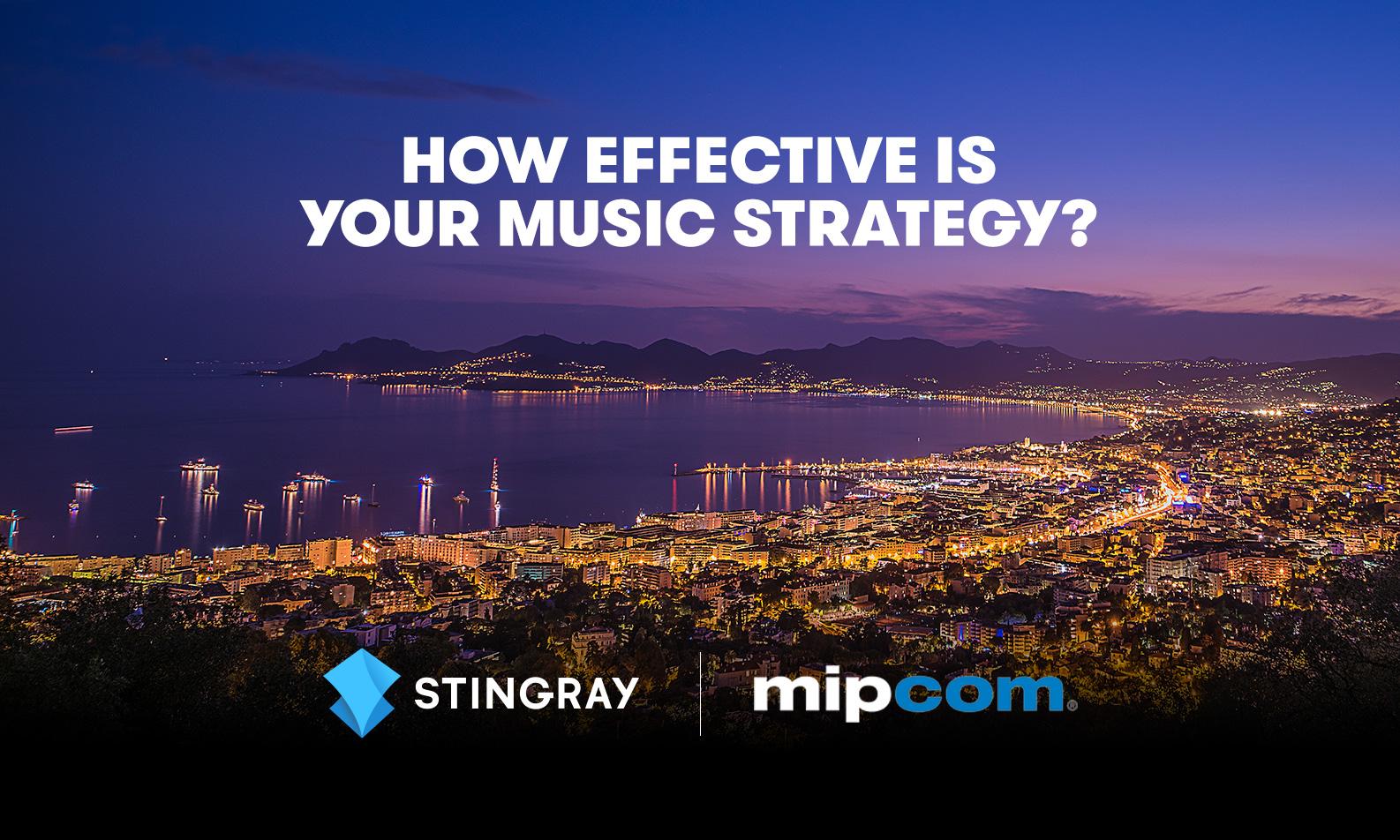Meet Stingray at MIPCOM 2017
