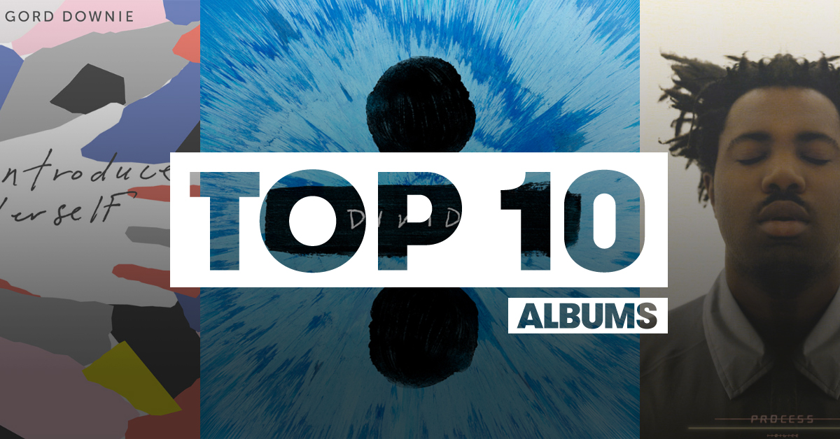 Top 10 | Best Albums of 2017