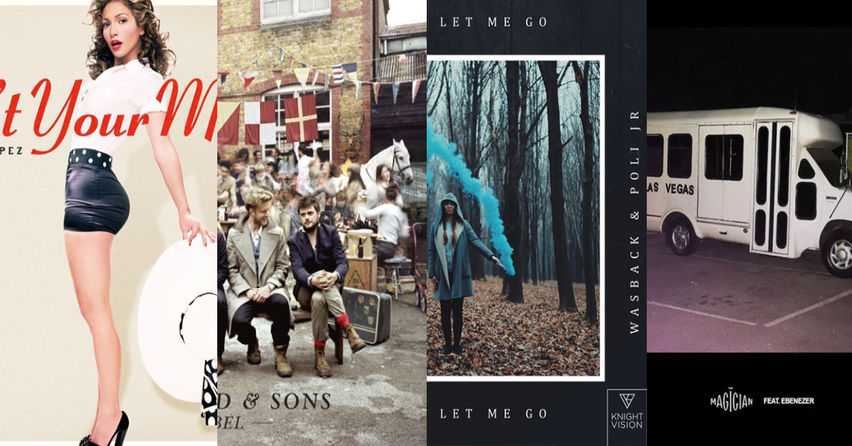 NEW MUSIC FRI-YAY | Week of February 12