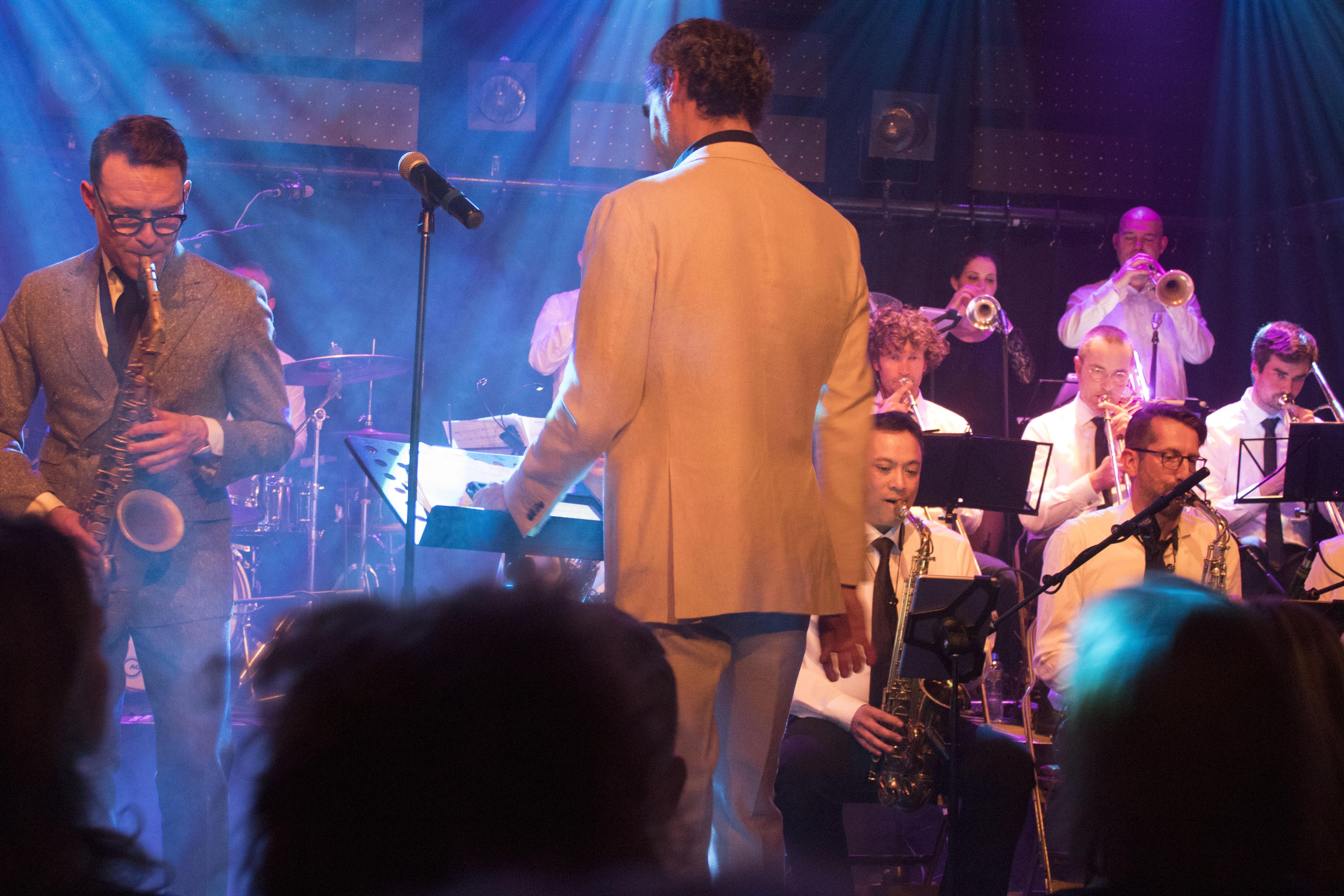 Benjamin Herman & Amsterdam Funk Orchestra