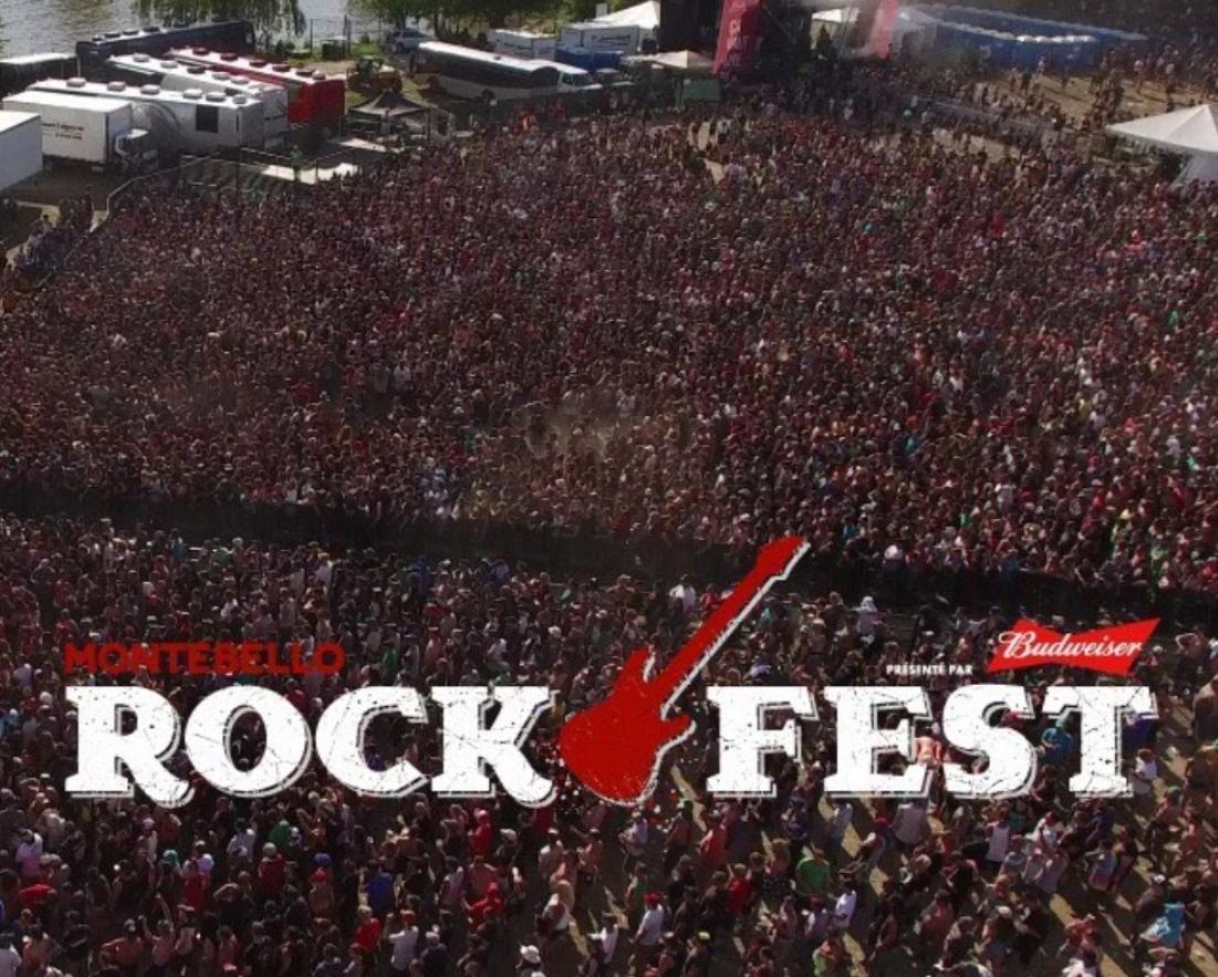 Rockfest de Montebello 2018