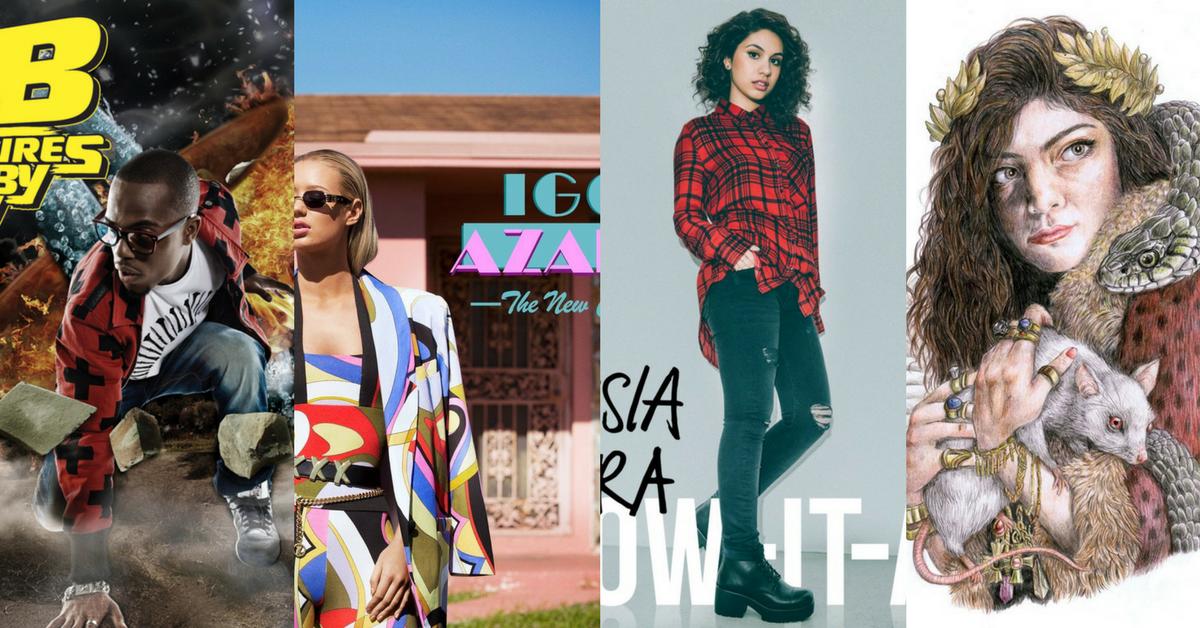 NEW MUSIC FRI-YAY | Week of April 30