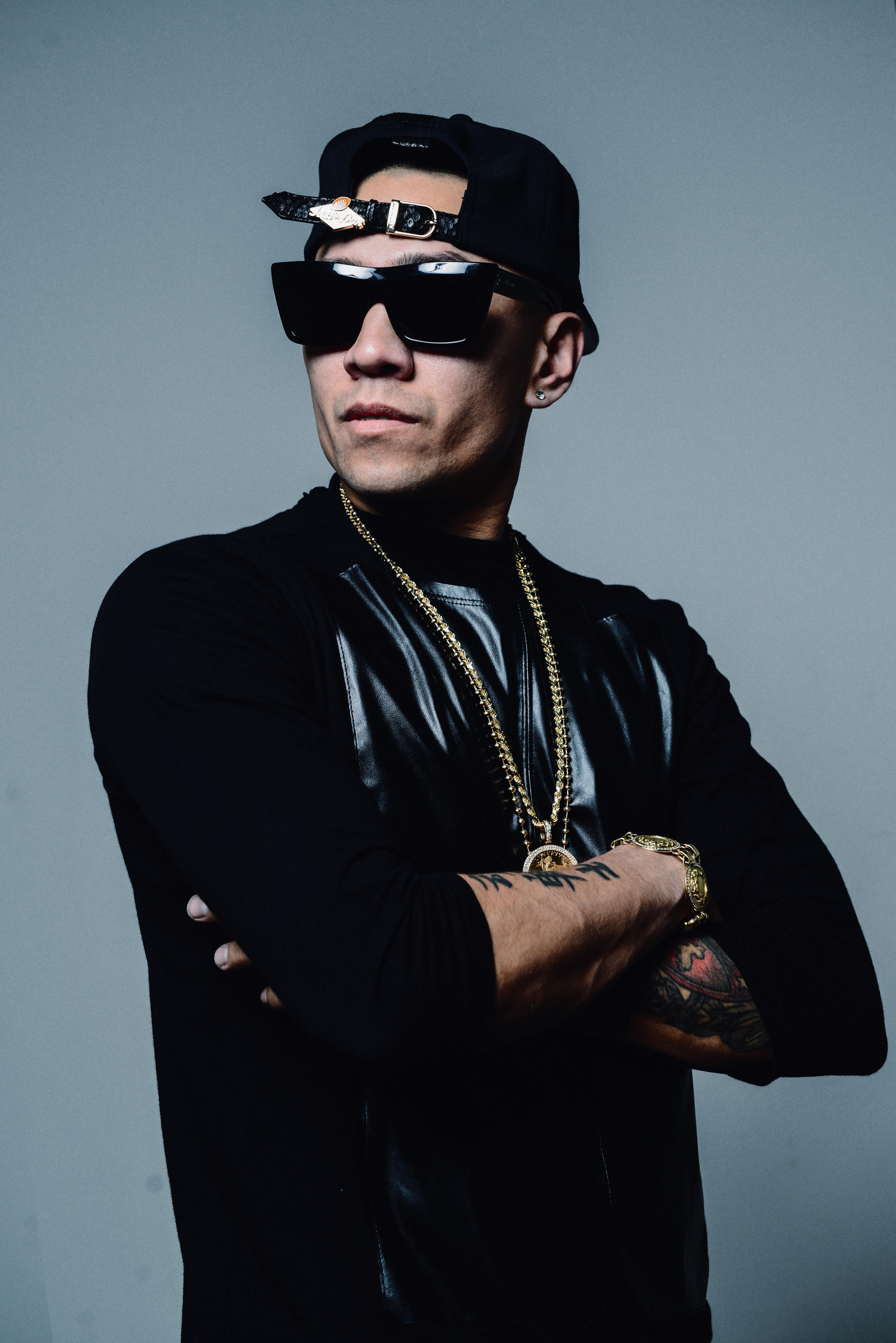 Taboo, The Black Eyed Peas - The Podium Lounge Headline Artist