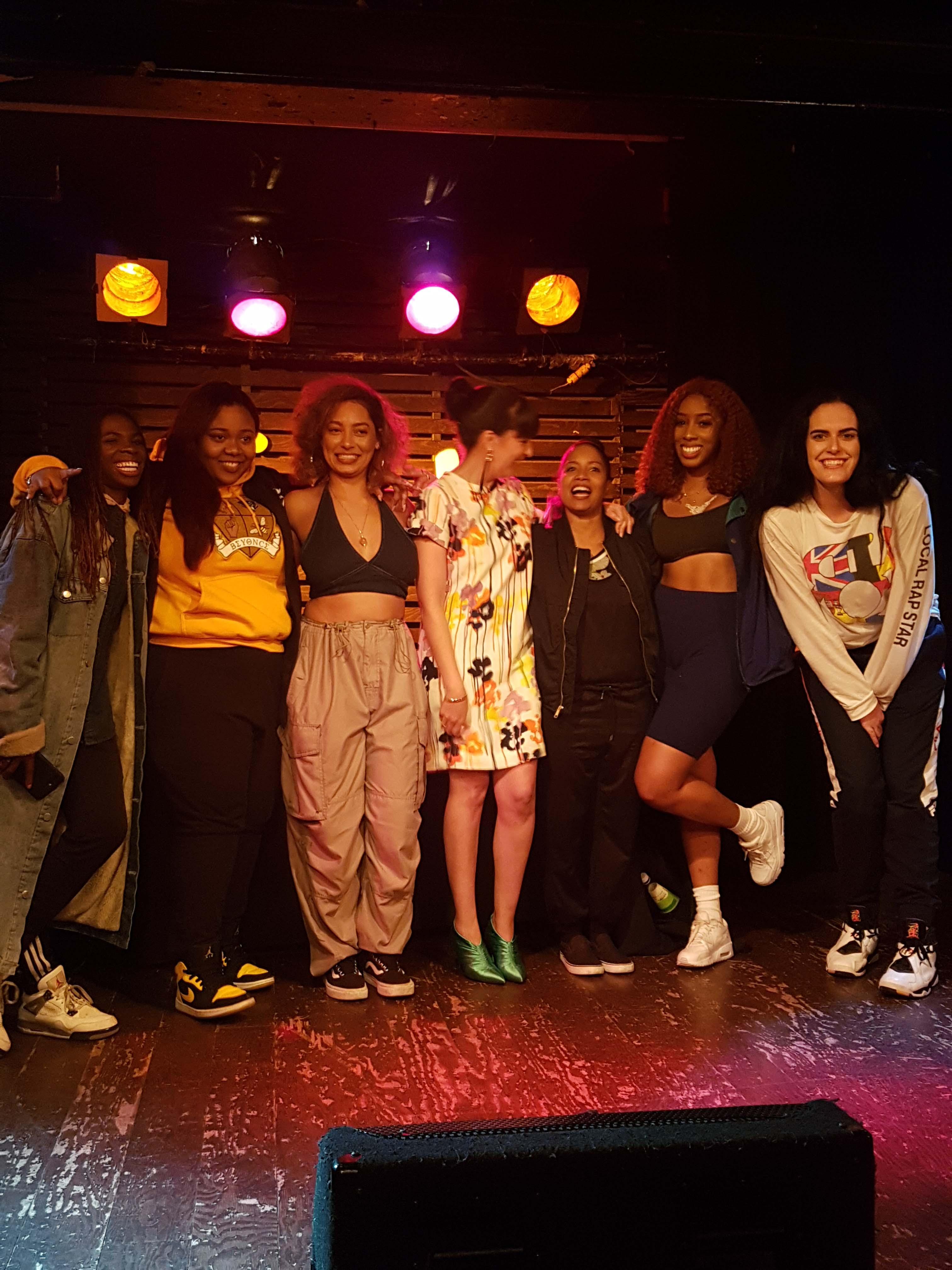 Women in Music - Stingray Rising Stars