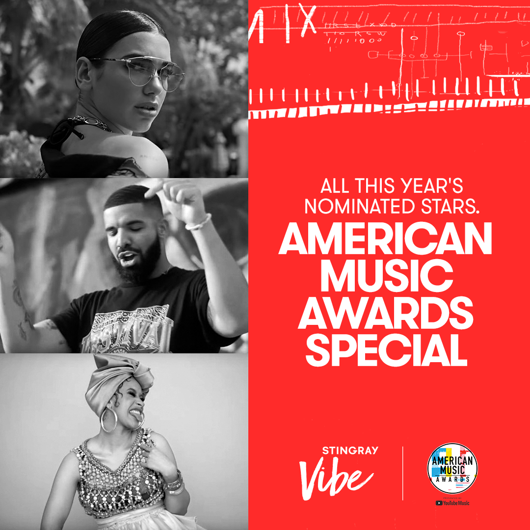 AMAs Special Programming