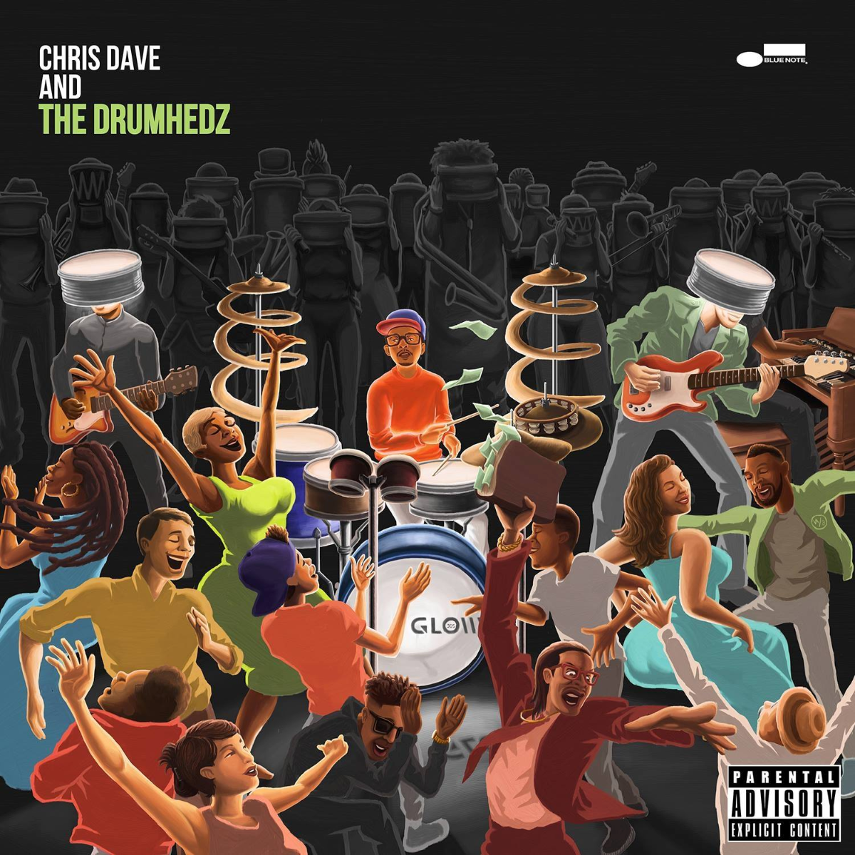 Chris Dave And The Drumhedz | Blue Note Records