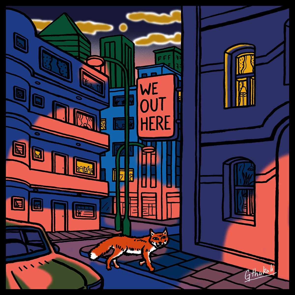 Various Artists - We Out Here