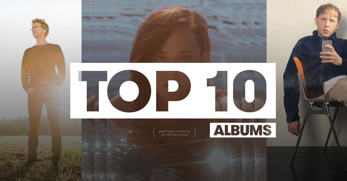 TOP albums Francophones