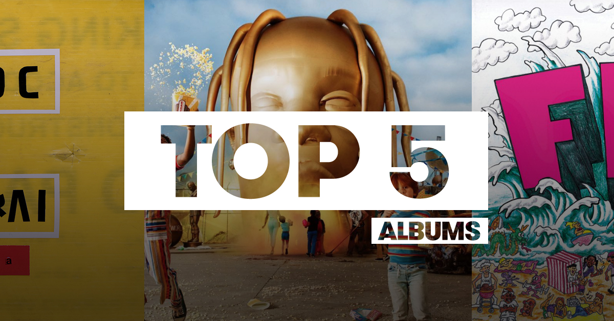 Best albums of the year