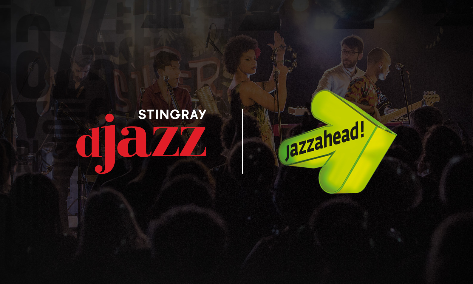 Follow Stingray DJAZZ at Jazzahead! Festival