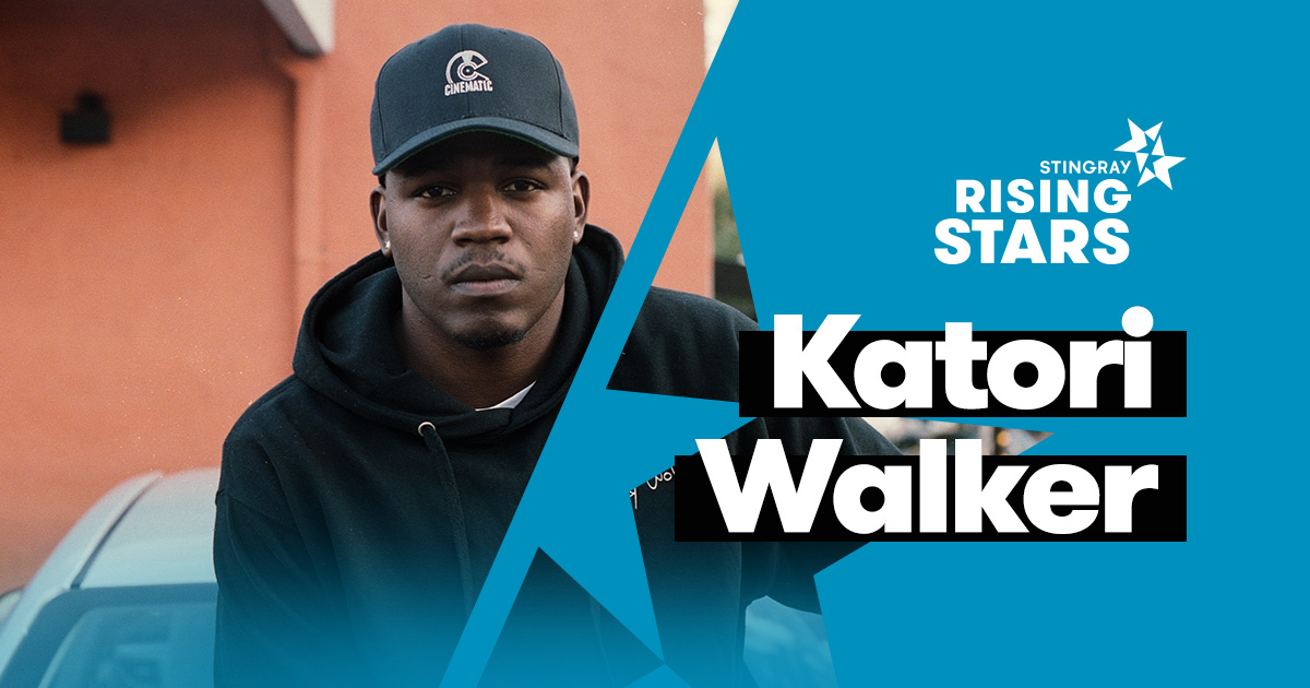 Katori Walker - Stingray Rising Star