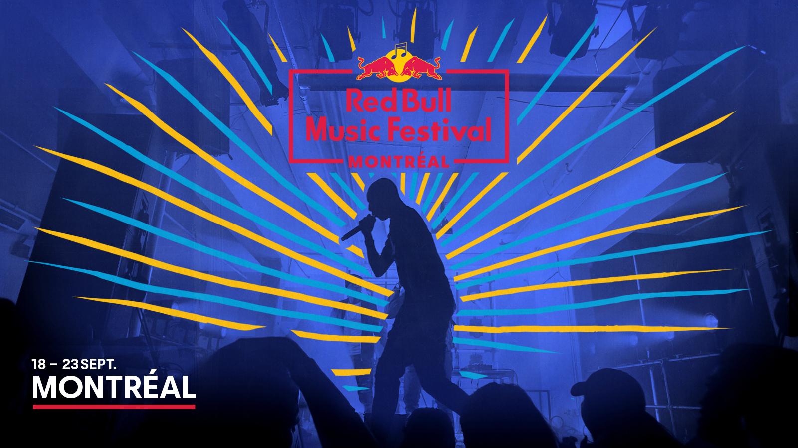 Red Bull Music Festival - Montréal