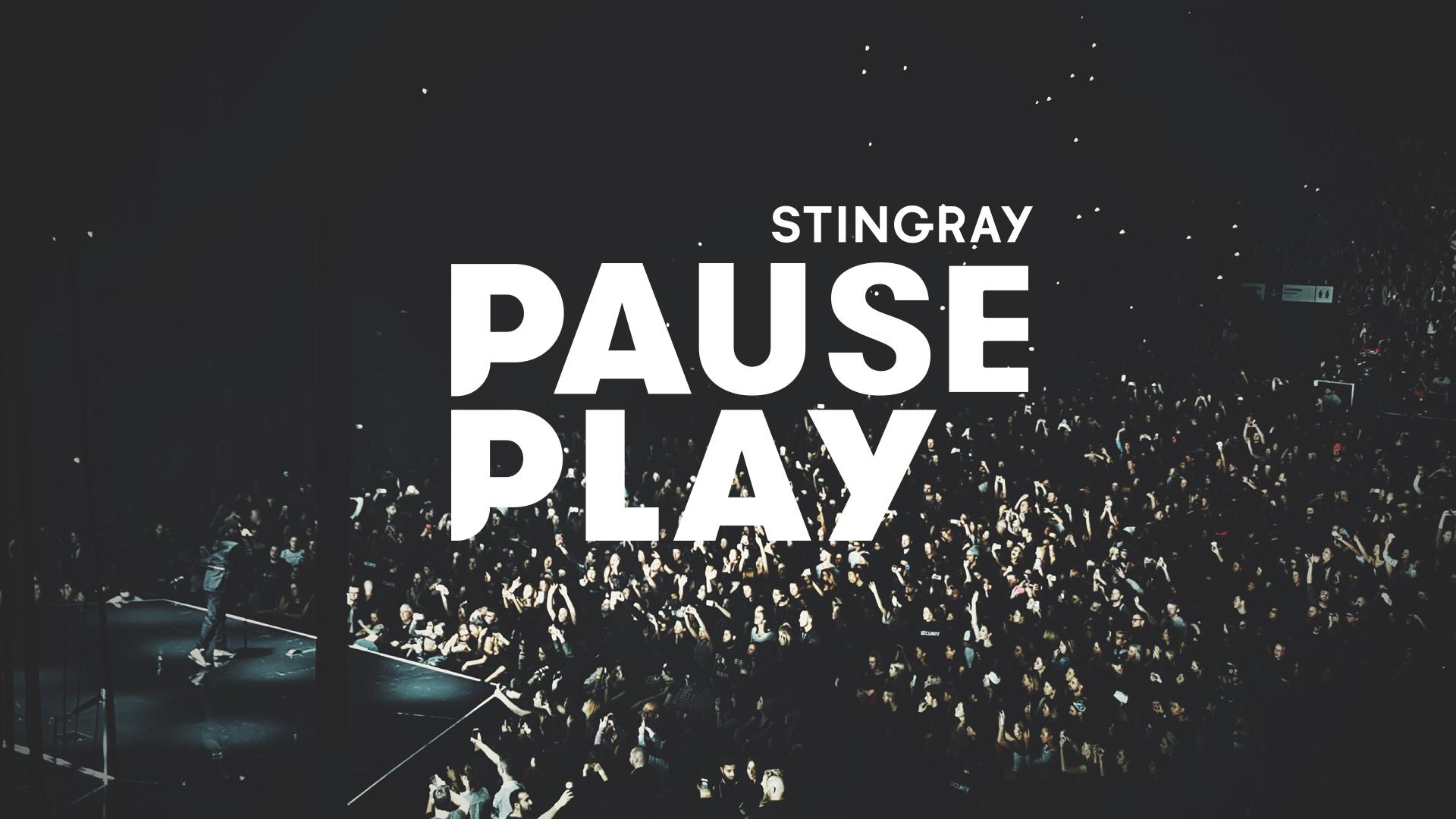 Stingray PausePlay