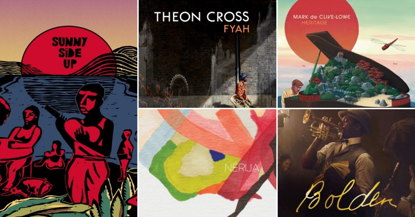 TOP 5 jazz albums 2019