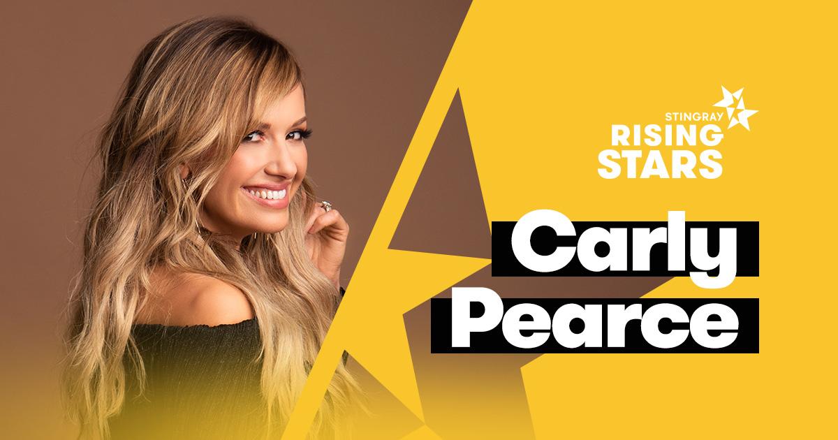 Carly Pearce Stingray Rising Stars