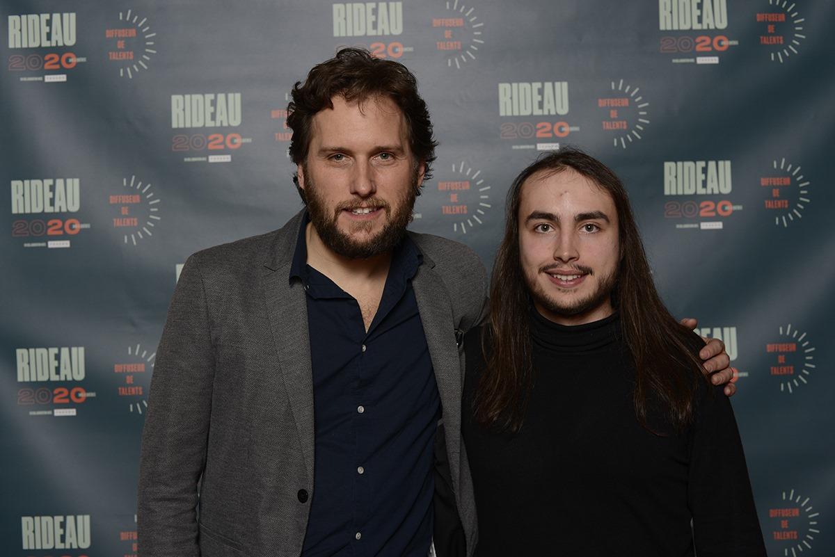 De gauche à droite: Charles Boyer (Stingray) et Nicolas Gémus© Vincent Champoux
