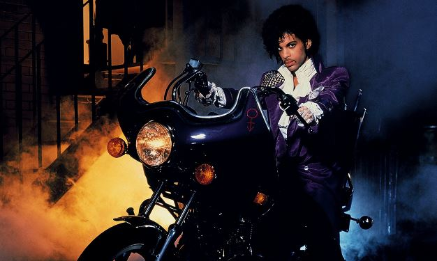 Purple Rain Retro Movie Prince