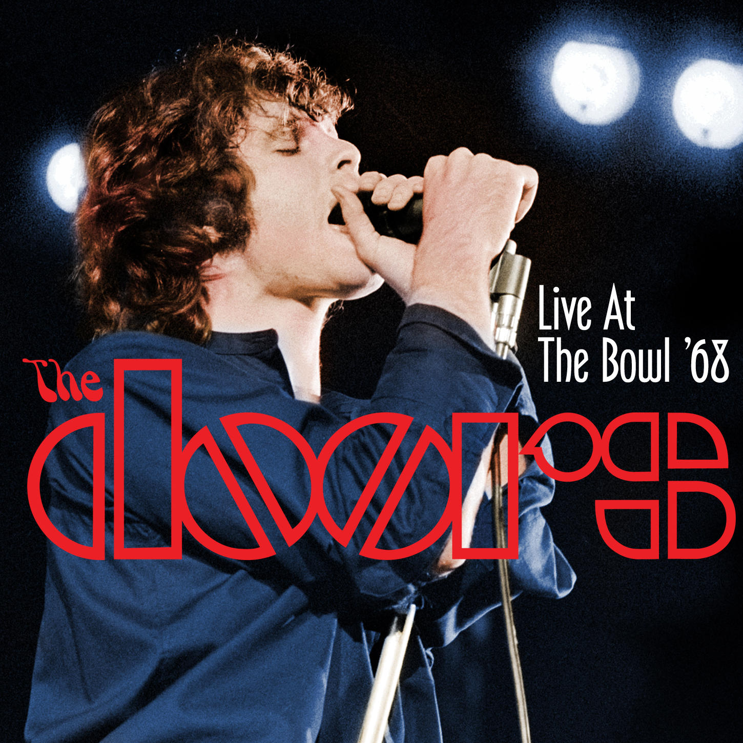 Poster for The Doors: Live at The Bowl  '68