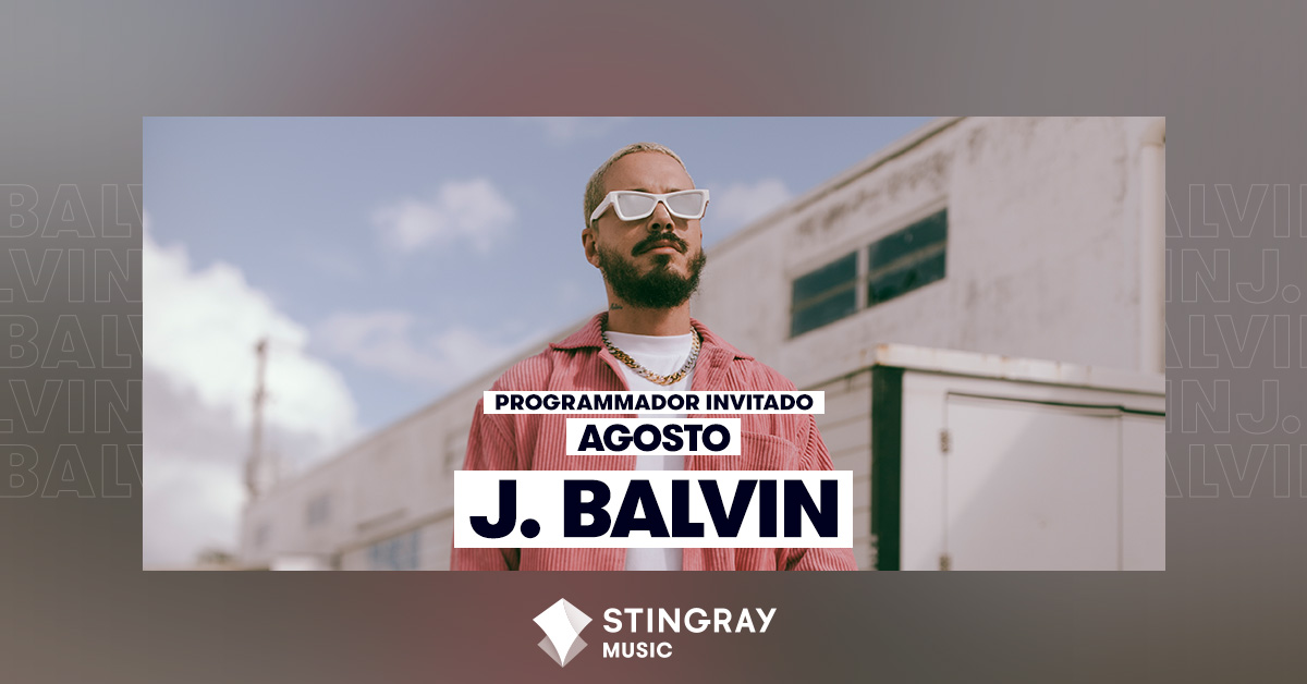 J. Balvin Playlist