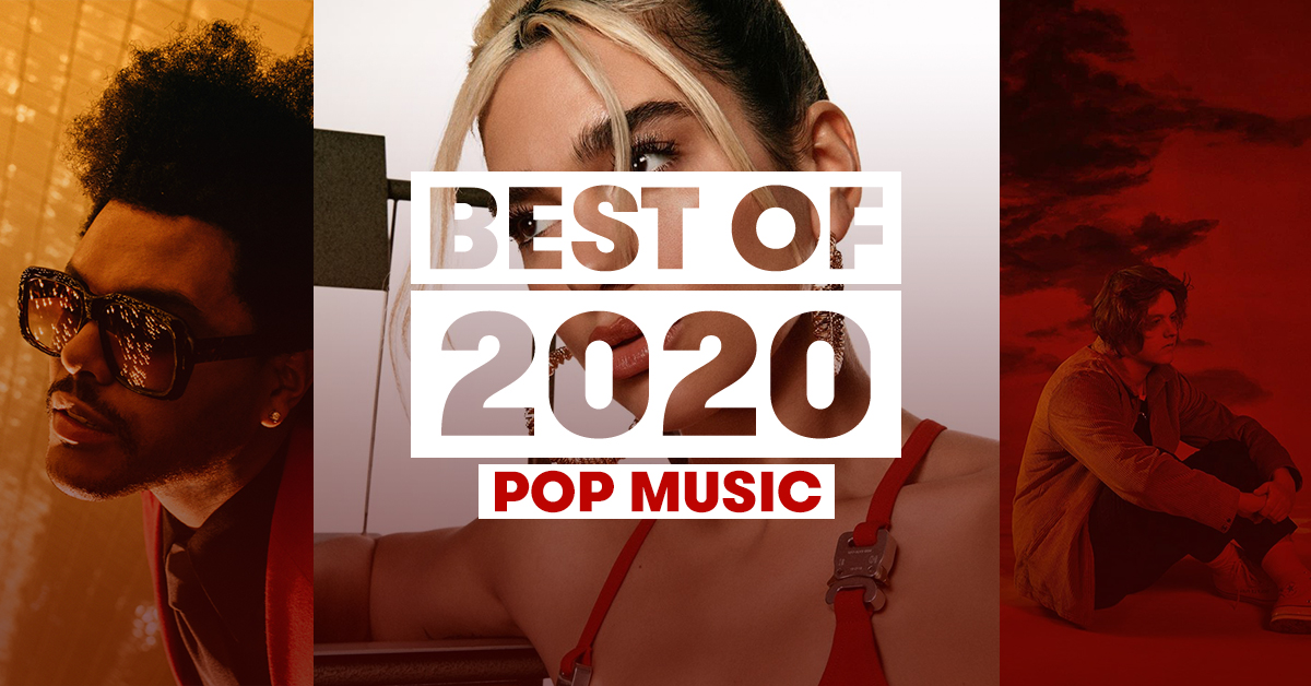 Best of Pop songs of 2020