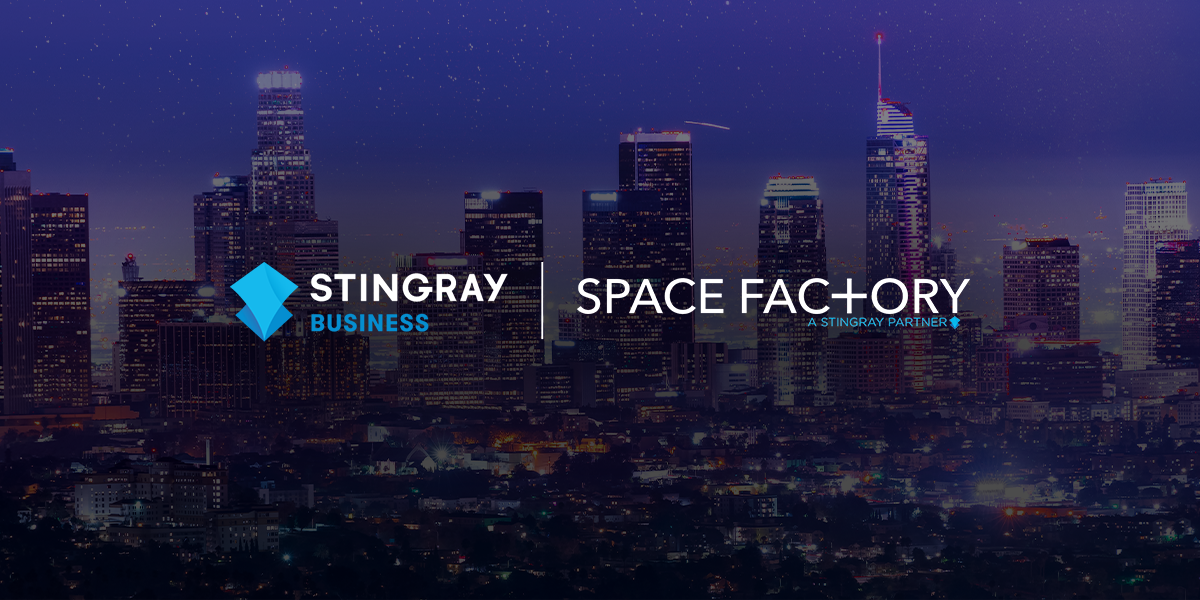 Space Factory & Stingray Business