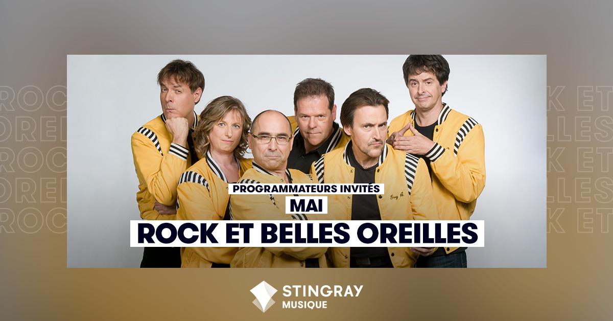 rbo rock et belles oreilles Stingray Music