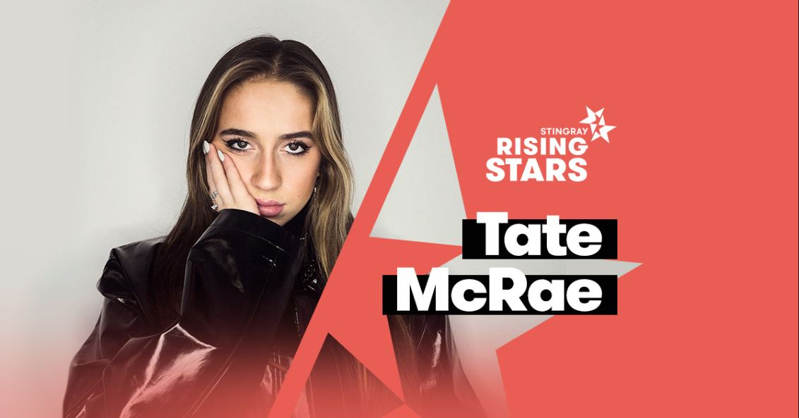 interview with tate mcrae
