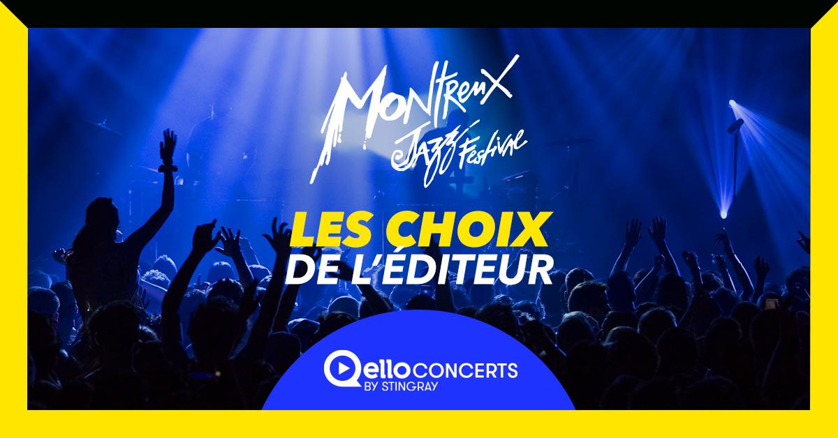 Le meilleur du Montreux Jazz Festival 2021