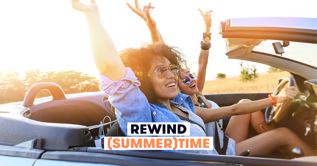 Summer Time Travel - Find Your Favorite Era