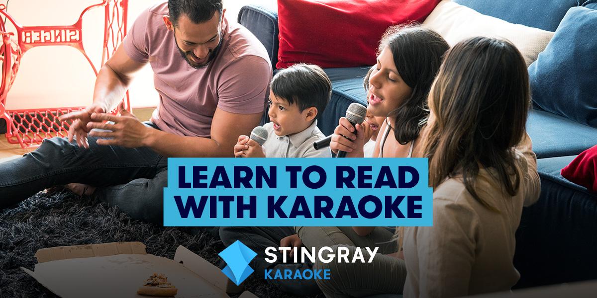 Learn to Read with Karaoke Visual