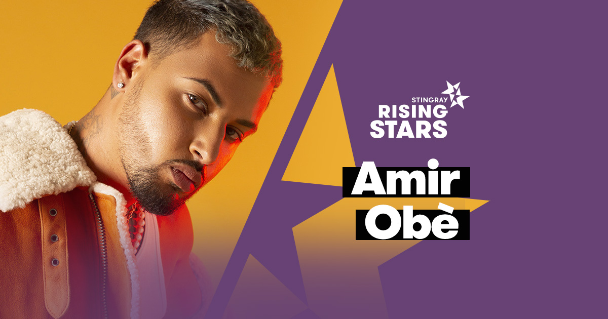 Amir Obe Interview