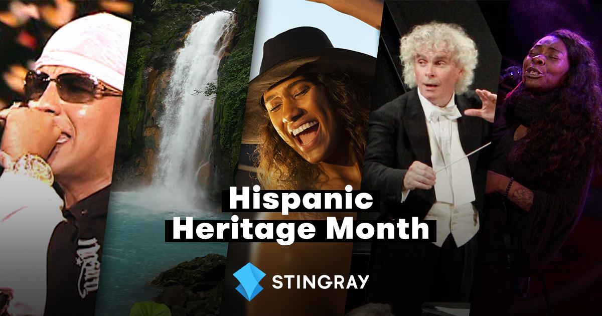 Hispanic Heritage Month Visual