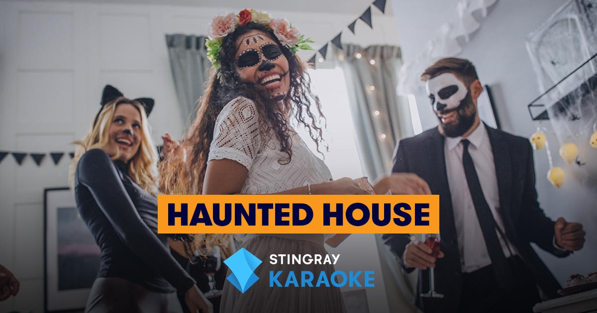 Halloween Karaoke Party!