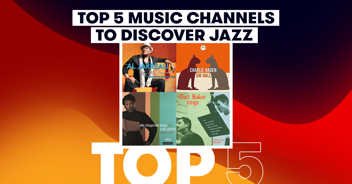 Discover Jazz Music