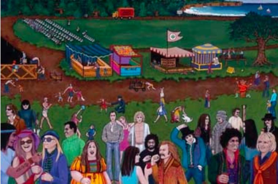 Grace Slick's Painting