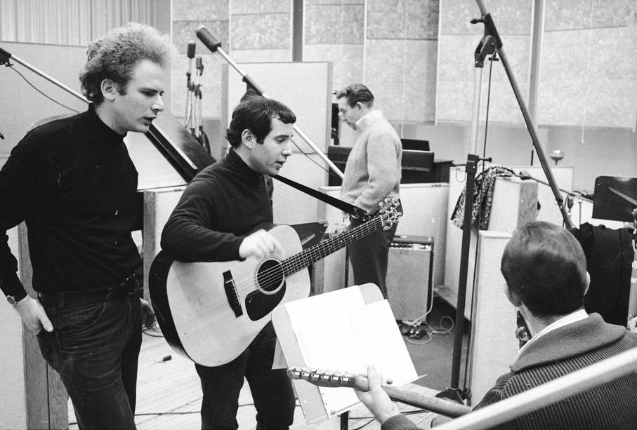 Simon and Garfunkel Songs of America/The Harmony Game