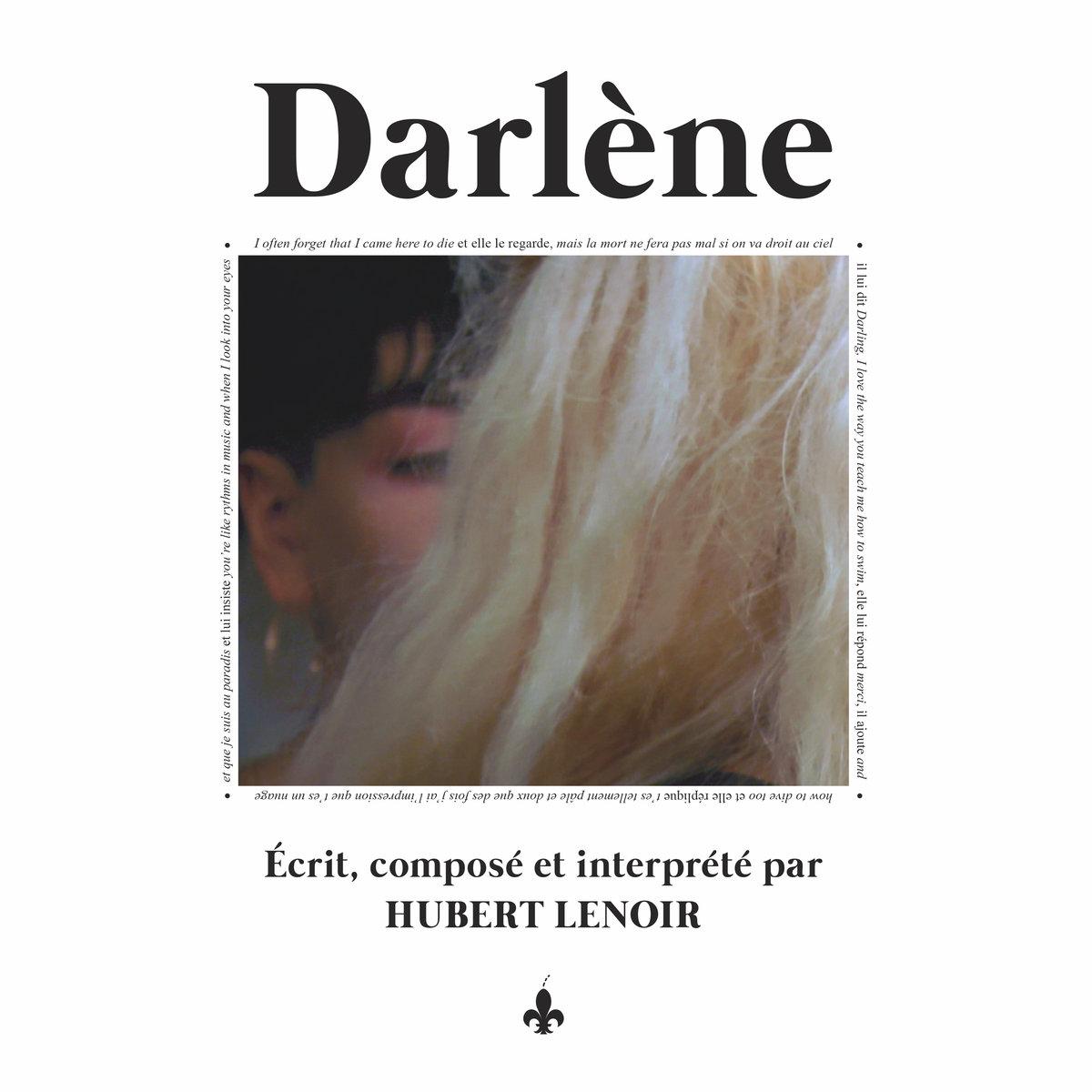 02. Darlène d'Hubert Lenoir