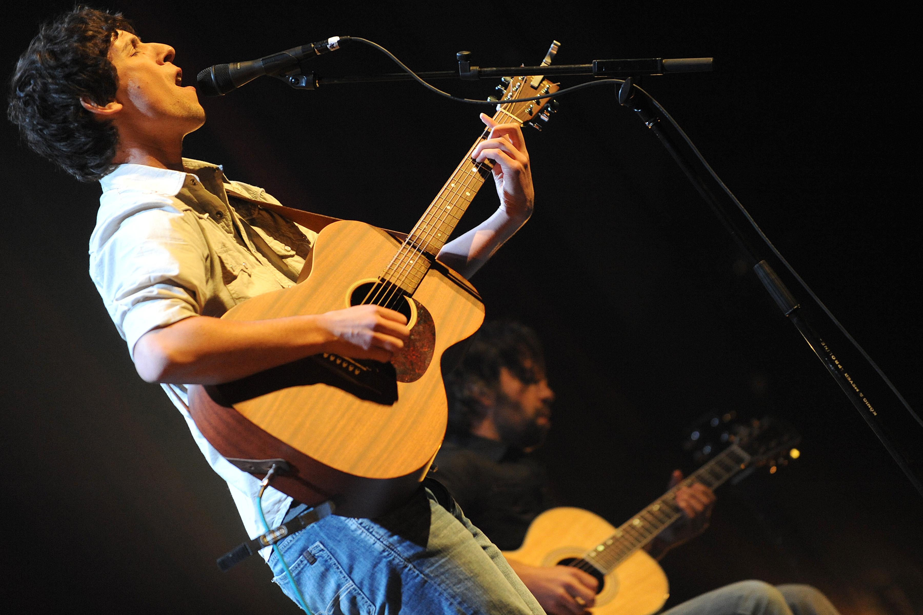 Patrice Michaud au Festival international de la chanson de Granby
