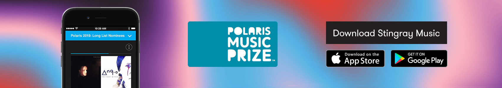 Polaris Music Prize - Listen to our channels