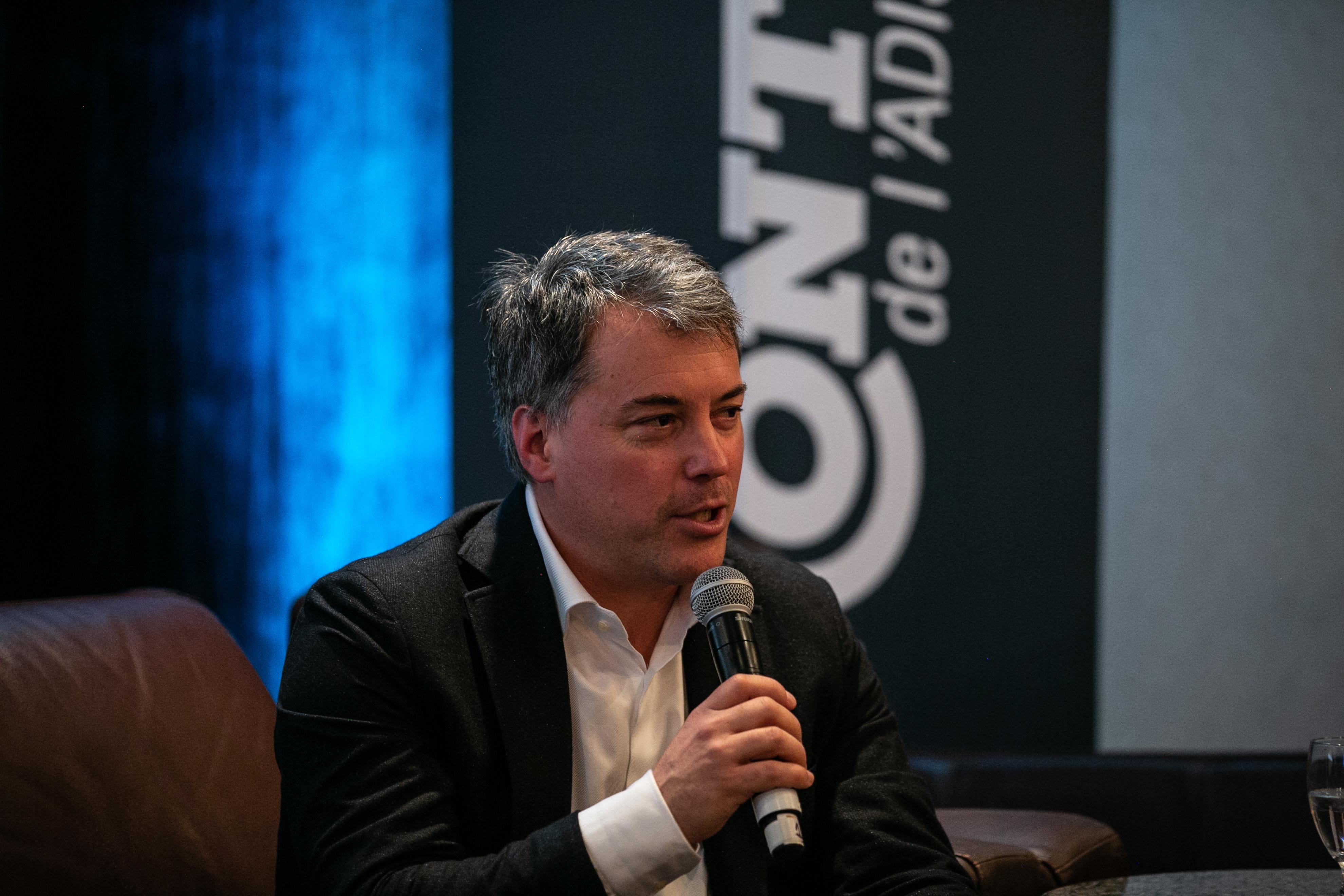 Mathieu Peloquin - Panel ADISQ