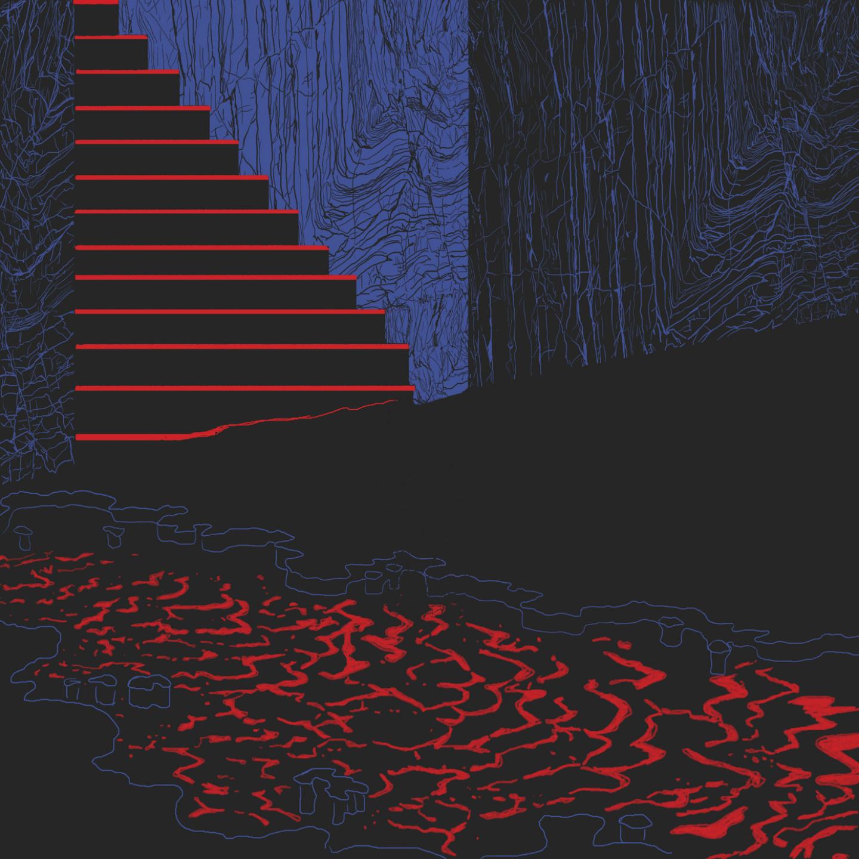 Bleu Nuit - Les Jardin des Mémoires