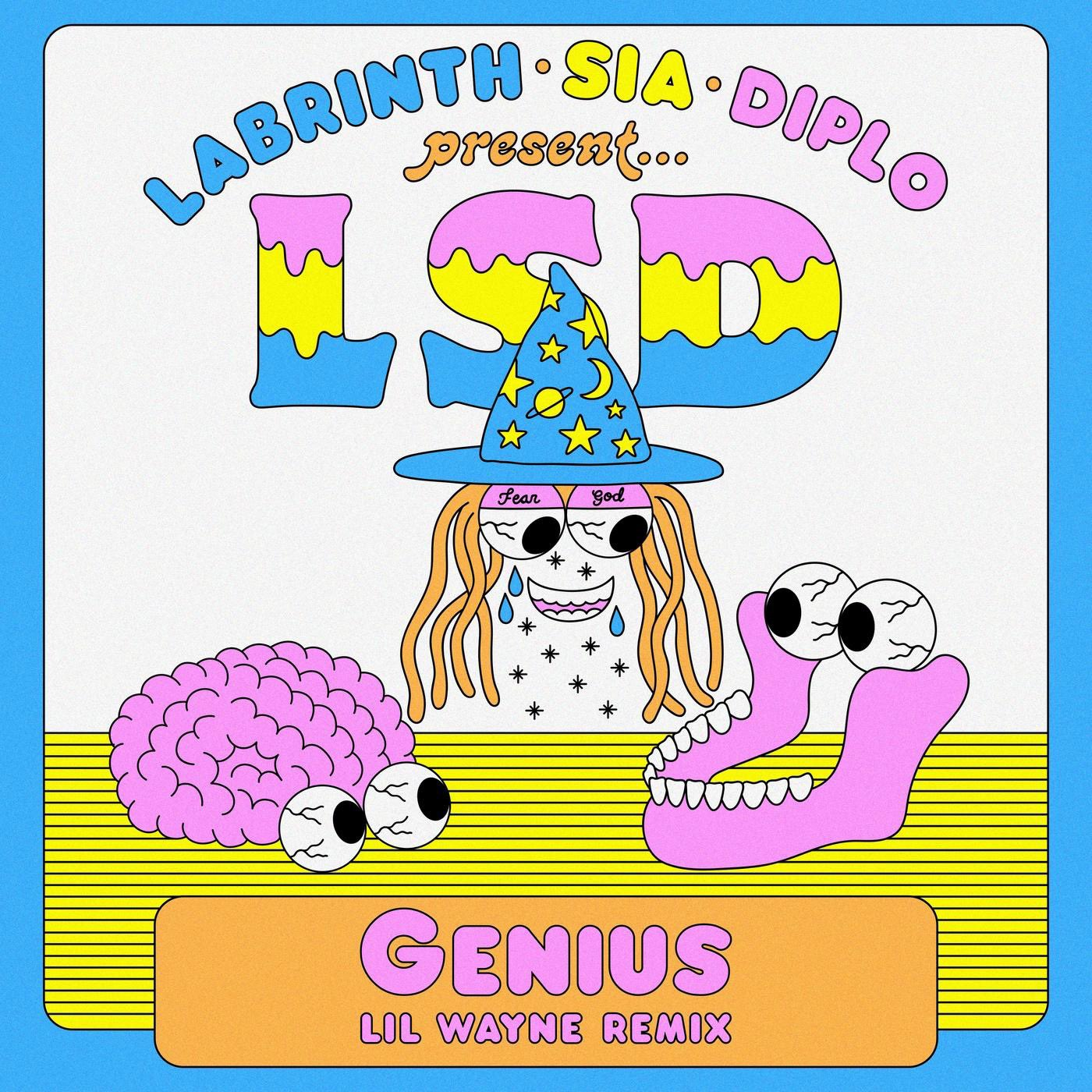 Genius Remix – LSD ft. Lil Wayne
