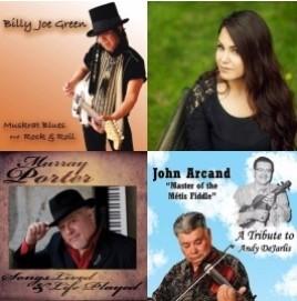 Retro Indigenous Music