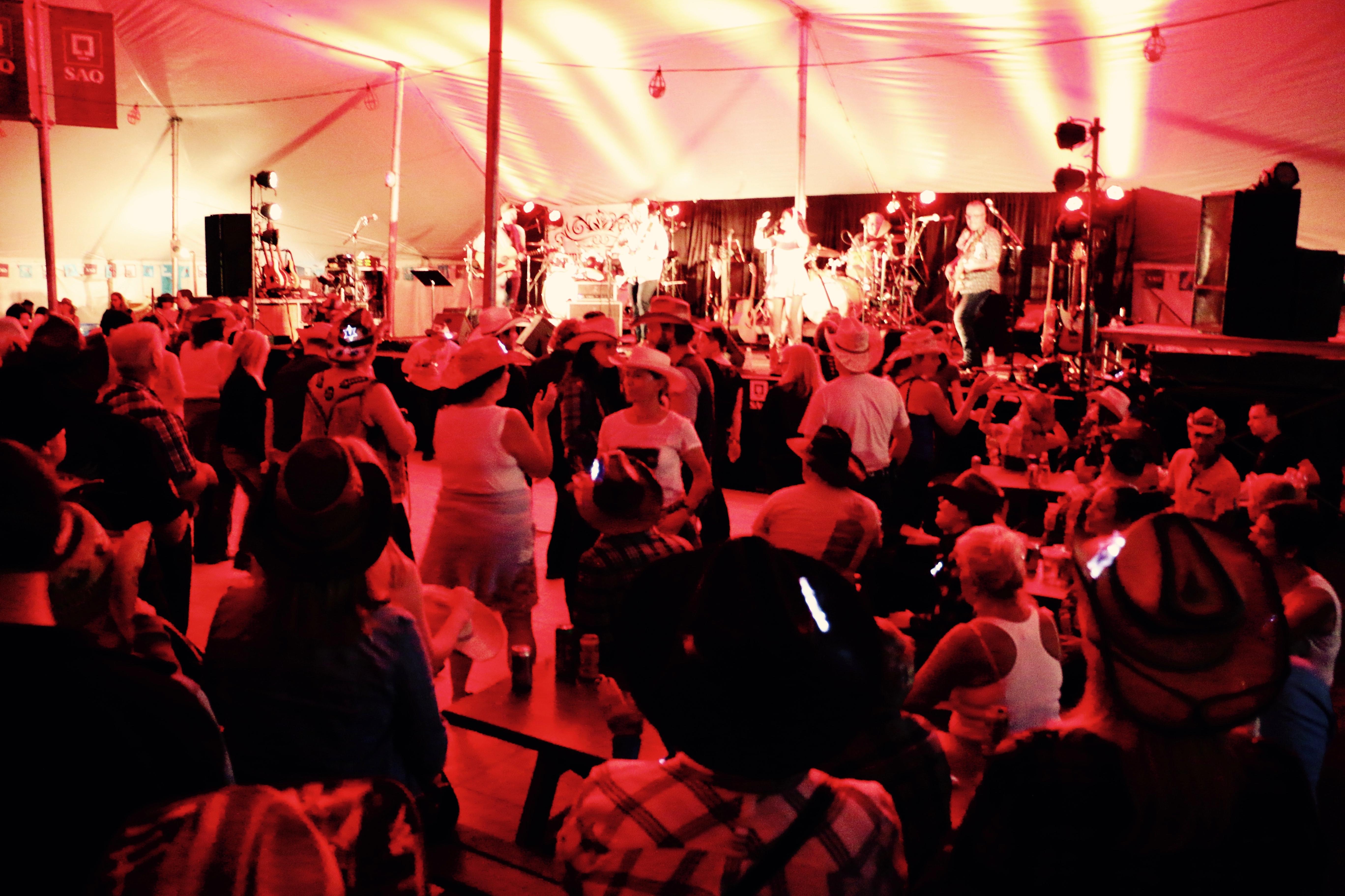 La foule à St Tite